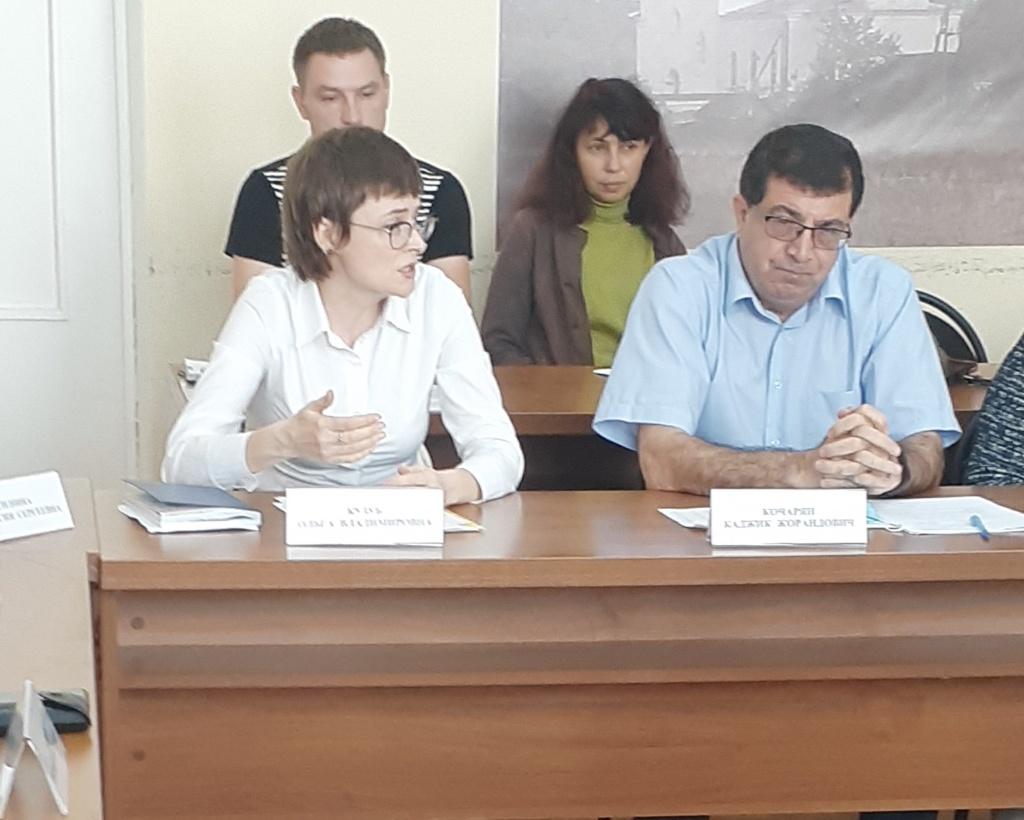 Ольга Кузуб отвечает на вопросы